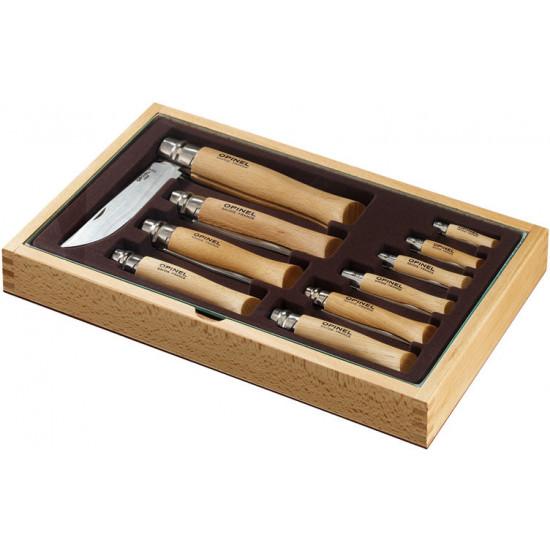Ramasse Monnaie Opinel - Couteaux Inox du N°2 au N°12