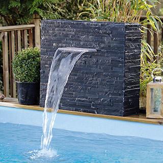 Fontaines & jeux d'eau