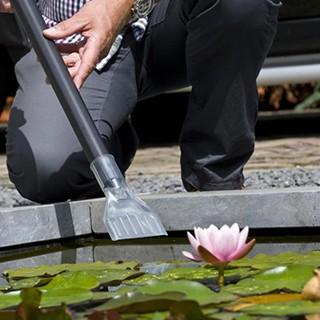 Traitement et entretien du bassin